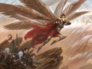 Angelic-Captain-Battle-for-Zendikar-MtG-Art